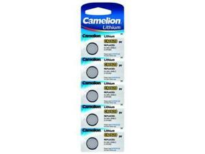 Camelion Lithium Batterie CR1620 3V (5 Stück)