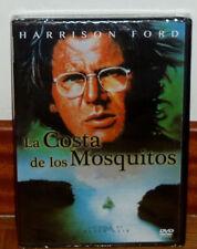 La costa de los mosquitos. DVD.