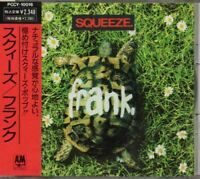 Squeeze Frank JAPAN CD with OBI PCCY10016