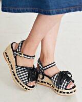 LIZ LISA - Lace up Jute Sandals (japan kawaii sweet lolita)