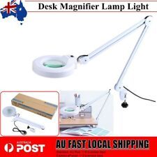5X Desk Magnifier Lamp Light For Beauty Salon Spa Tattoo Nail Manicur Brand New