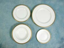 "VINTAGE 1963 Royal Worcester ""Coventry"" Gold Encrusted Place setting Set"