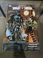 Dc Comics Batman Knight And Squire Tpb Graphic Novel