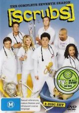 SCRUBS SEASON 7 : NEW DVD