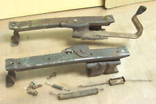 1977 & Other Ford Mercury Front Left Or Right Hand Bucket Seat Tracks Or Rails