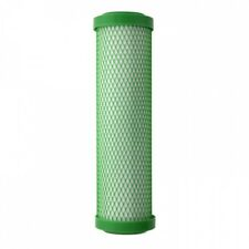 Hydro-Logic 22110 10-Inch by 2.5-Inch Stealth RO/Small Boy Carbon Filter Green