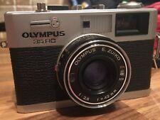 Olympus 35 RC Rangefinder Film Camera