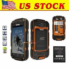 "4"" Discovery V8 3G Dual Core Smartphone Rugged Android Land Mobile Phone Rover"