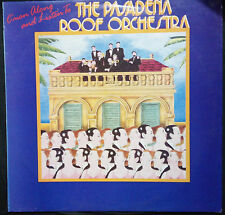 THE PASADENA ROOF ORCHESTRA - C'MON ALONG AND LISTEN TO... VINYL LP U.K. ISSUE