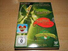 Disney Tinkerbell - Drei fantastische Feen-Anenteuer in einer Box - top Zustand
