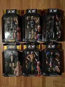 AEW Unrivaled Series 4 complete wave cody omega hardy