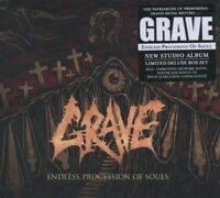 """GRAVE """"ENDLESS PROCESSION OF SOULS (EDITION LIMITEE)""""  2 CD NEUF"""