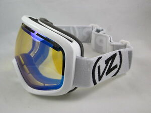 VON ZIPPER SNOW Goggles SKYLAB - WHITE GLOSS / YELLOW SKY-WHY GMSNQSKY-WHY