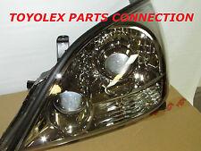 LEXUS GX470 2005 TO 2009 FACTORY OEM NEW LH DRIVER 81170-60A50 HEADLAMP LENSE