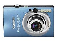 Canon PowerShot Digital ELPH SD1100 IS 8.0MP Blue 024