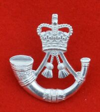 British Army. The Rifles Genuine Officer's Cap Badge