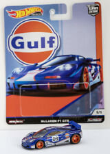 Hot Wheels Car Culture Gulf McLaren FI GTR FYN55 Loose