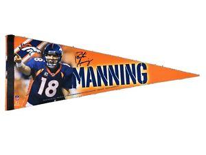 Peyton Manning Denver Broncos Football Full Size Pennant Flag Super Bowl 50