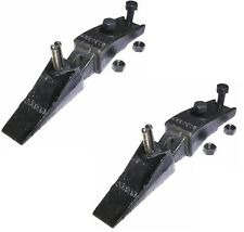 SET OF 2 - X156XCA BOBCAT STYLE SKID STEER FLEX PIN ASSEMBLY