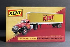 First Gear Kent Feeds International KB10 tractor Rare Never Displayed