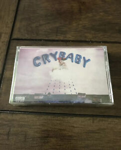 Melanie Martinez Cry Baby Crybaby Cassette Green SEALED RARE artist Of dollhouse