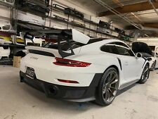 Porsche 991.2 GT2RS trunk, & Carbon Fiber Wing Spoiler For 991 Turbo & Carrera
