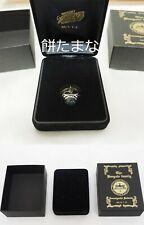 Katekyo Hitman Reborn! Boss Vongola Family Ring Necklace Official Japan USED