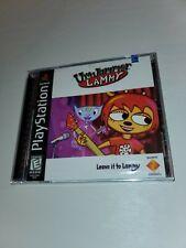 Um Jammer Lammy (Sony PlayStation 1, 1999) Factory!! Sealed Brand New!! Mint