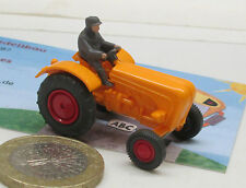 Wiking 386/5c: PORSCHE REMORQUEUR, orange