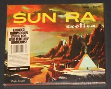 SUN RA & HIS ARKESTRA exotica USA 2-CD new sealed LIMITED EDITION COMPILATION
