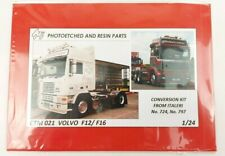 CTM 021 1/24 Volvo F12F16 Conversion Kit for Italeri 724, 797 Fotoätzteile