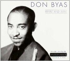 Don Byas Riffin' and jivin'  [CD]