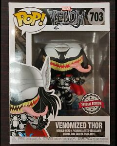 Marvel Pop! - Venom - Venomized Thor n°703 exclusive - Funko