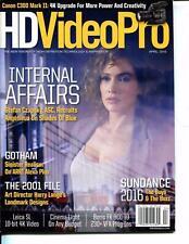 HD Video Pro Magazine - April 2016 - Internal Affairs - NEW