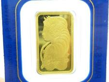 PAMP Suisse Lady Fortuna Five 5 Gram 999.9 Fine Gold Bar