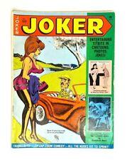 JOKER Magazine Dec 1975 Bill Ward Bill Wenzel DeCarlo GGA Pinups