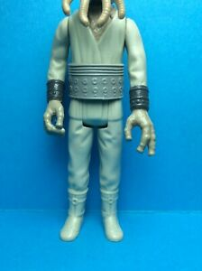 VINTAGE STAR WARS KENNER ACCESSORY-SQUID HEAD REPRODUCTION BELT..SILVER RUBBER