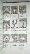 DUBUISSON Armorial des principales maisons et familles du royaume..ïle de France