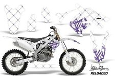 Honda Graphic Kit AMR Racing Bike Decal CRF 450R Decal MX Parts 09-12 RELOADED P