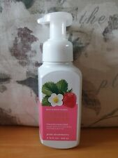 Bath And Body Works Pink Strawberry Foaming Hand Soap