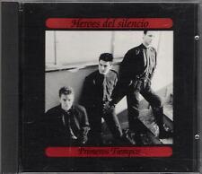 """HEROES DEL SILENCIO - RARO CD """" PRIMEROS TIEMPOS """""""