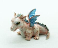 Dragon Ceramic Figurine Animal Statue Wings - CMC036