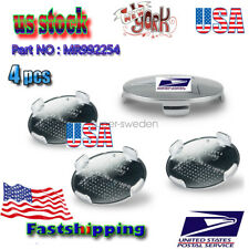 4 x PCS 81mm Car Styling Auto Car Wheel Center Hub Cap For Mitsubishi #MR992254