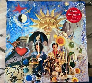 Tears For Fears - The Seeds Of Love - Original Vinyl Album
