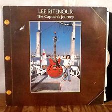 Lee Ritenour The Captain's Journey LP Elektra VG