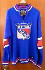 New York Rangers NHL Sweater - ILANCO Size L Men's - In Excellent Condition