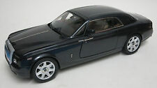 KYOSHO 08861TG ROLLS ROYCE PHANTOM COUPE 2 DOORS 1/18 DIECAST DARKEST TUNGSTEN