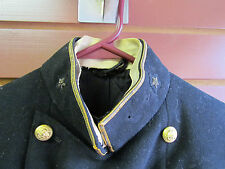 DATED 1940, USNA,  MIDSHIPMAN'S, U.S. NAVAL DRESS JACKET.  OUTSTANDING CONDITION