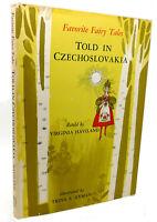 Virginia Haviland FAVORITE FAIRY TALES TOLD IN CZECHOSLOVAKIA  1st Edition 1st P