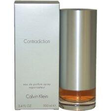 CONTRADICTION * Calvin Klein * Perfume for Women * 3.3 / 3.4 oz edp NEW IN BOX